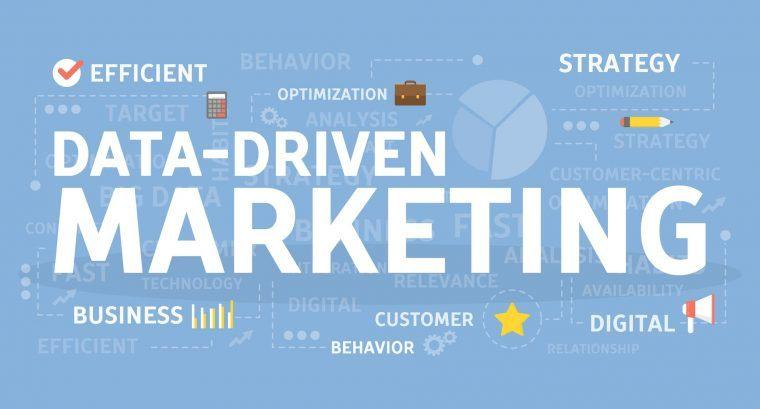 Data driven marketing definition