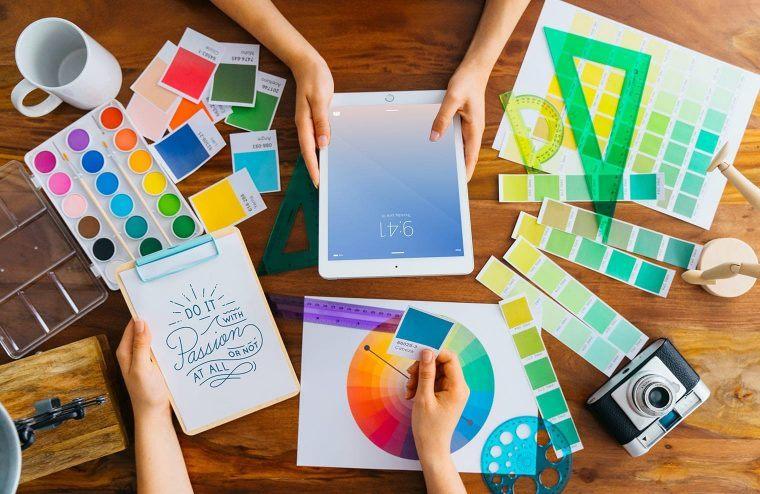 best app design colors