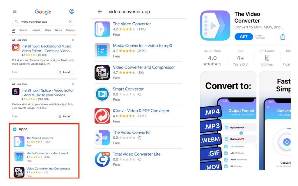 App Packs for apps SEO