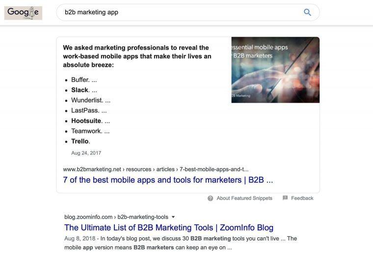 best b2b marketing strategies