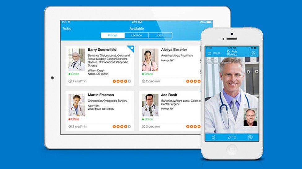 Marketing for Video Medicine app
