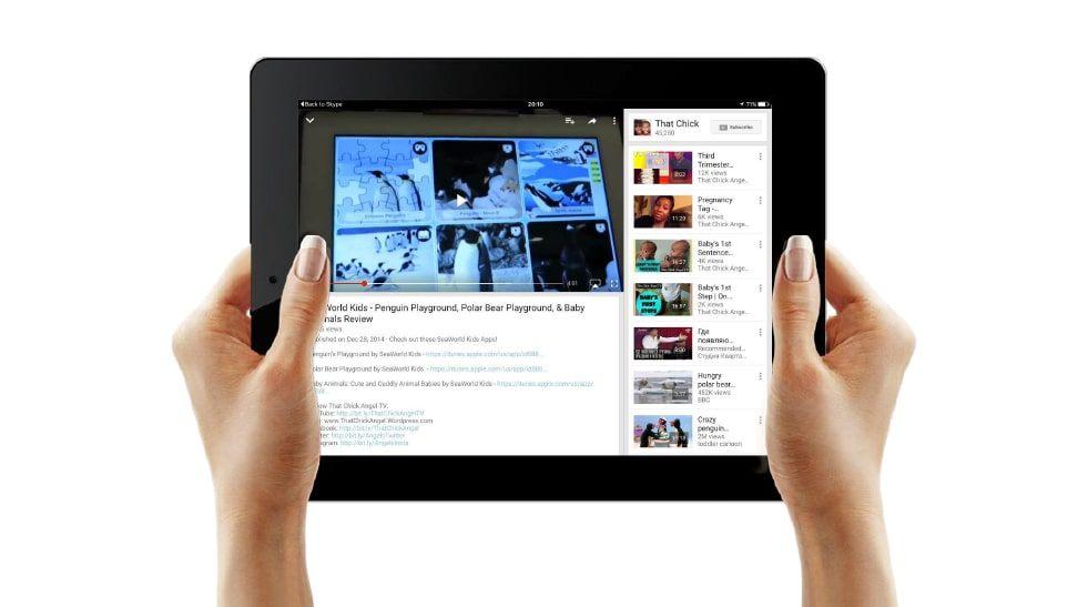 Video creation for SeaWorld's apps