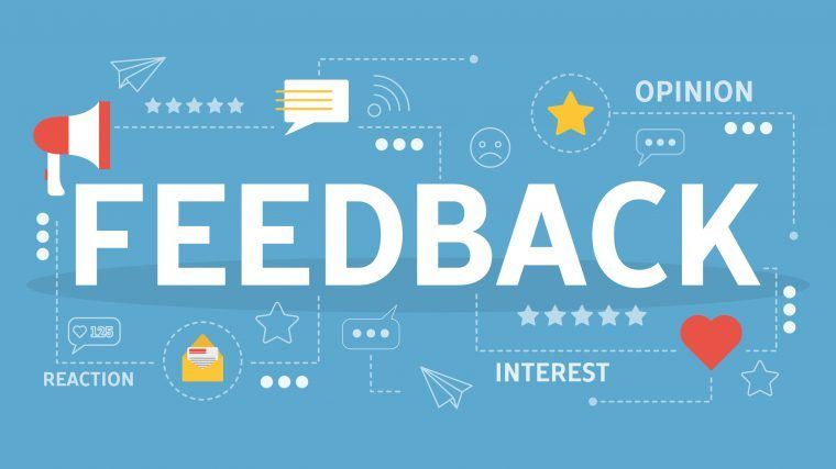 Capture user feedback to adjust and optimize product roadmap