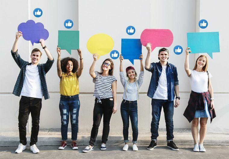 higher education social media marketing