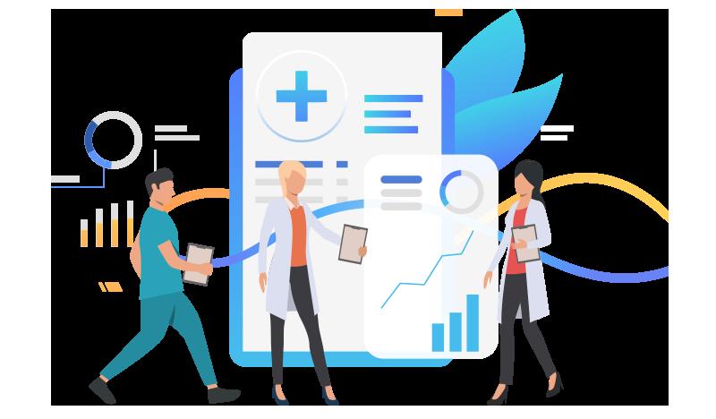 Eine Healthcare Marketing Agentur für digitales Marketing im Gesundheitswesen, die Unternehmen in die Lage versetzt, besser zu heilen und zu helfen