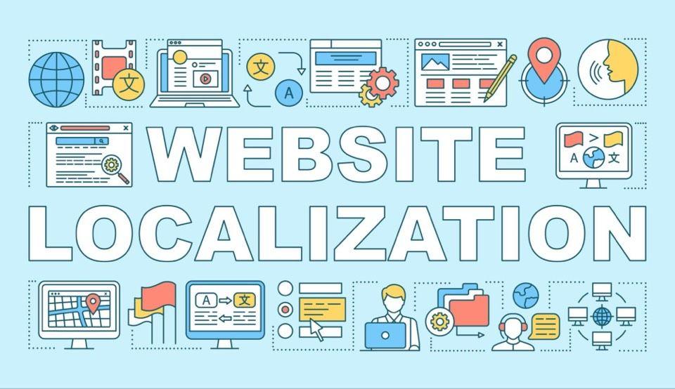 International SEO strategy for website localization