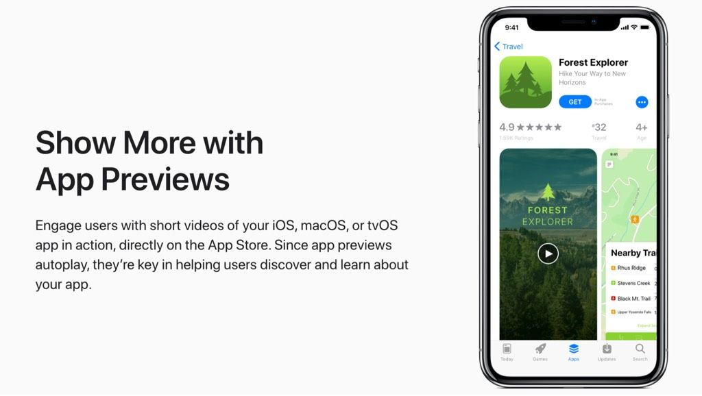 use app preview videos for better ASO