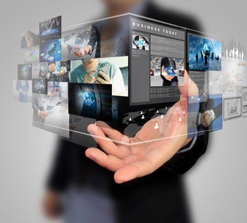 Digital marketing services for media brands