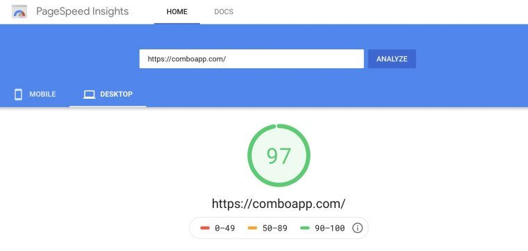 page load speed optimization for voice search seo